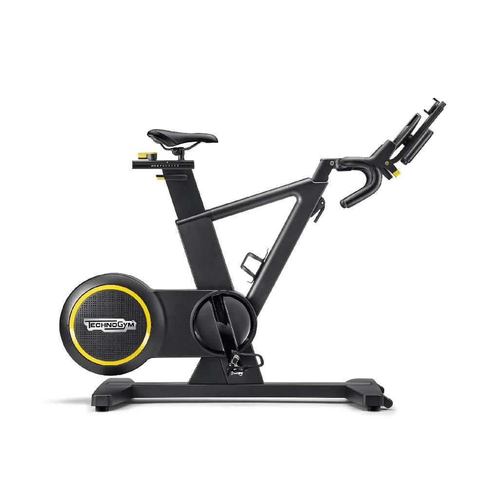bicicleta estatica technogym